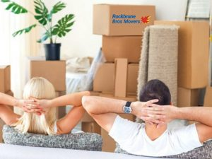 Local Moving Company in Ajax, Barrie, Oshawa | Rockbrune Bros Movers