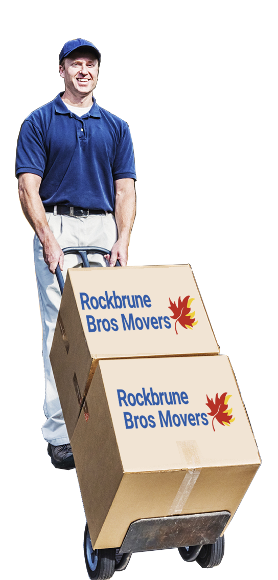 Ajax, Barrie, Oshawa, Newmarket and Toronto Moving Company | Rockbrune Bros Movers