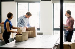 Office Moving Services | Rockbrune Bros Movers