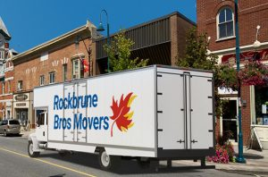 Rockbrune Bros Movers Locations, Ajax, Barrie, Oshawa, Newmarket, Toronto